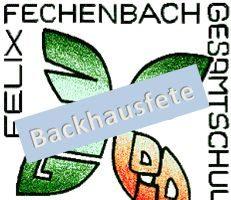 Backhausfete
