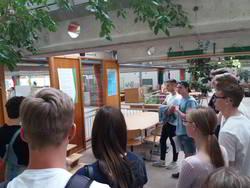 Projektkurs Sowi im Oberstufen-Kolleg Bielefeld