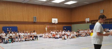 Völkerball-Turnier der SV