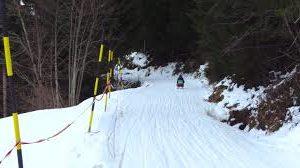 Die Wintersport AG war wieder unterwegs