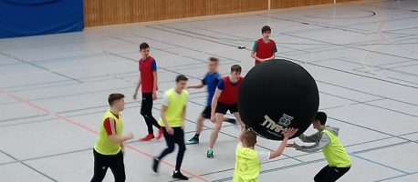 Kin-ball Turnier