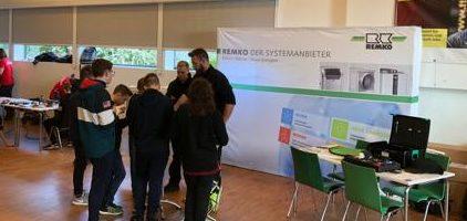 """Berufemesse """"Jobs@Leo.2019"""" an der Felix-Fechenbach-Gesamtschule"""