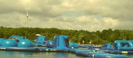 Wandertag zum Aquapark in Beckum