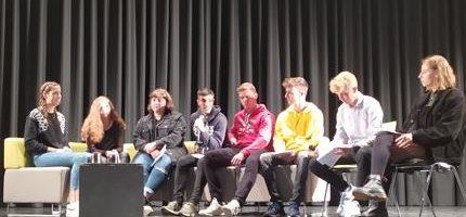 Schüler-Klima-Kongress an der Felix-Fechenbach-Gesamtschule Leopoldshöhe