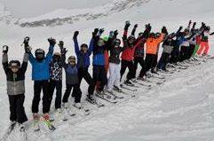 Fahrt der Wintersport-AG nach Mallnitz (A)
